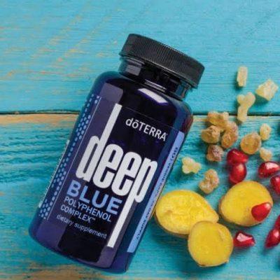 Complesso di polifenoli Deep Blue